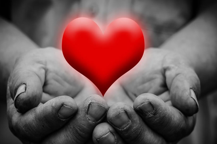 The answer is in your own hands – (Love is always the answer)